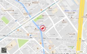 SL箱崎東① 地図